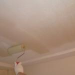 Как покрасить потолок водоэмульсионной краской по старой краске