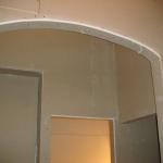 Как сделать арку из гипсокартона своими руками: пошаговая инструкция с видео