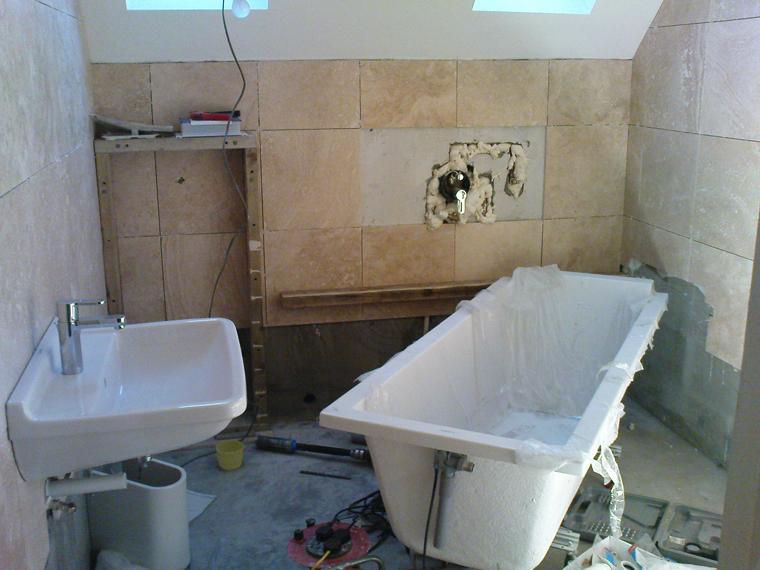 Как сделать ремонт в ване
