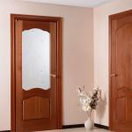 Как поставить межкомнатную дверь своими руками