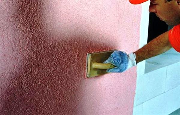 Внутренняя отделка штукатуркой своими руками