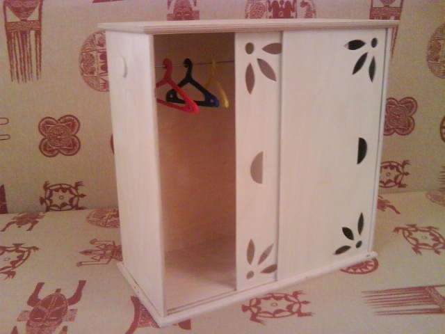 Шкаф для куклы монстер хай своими руками