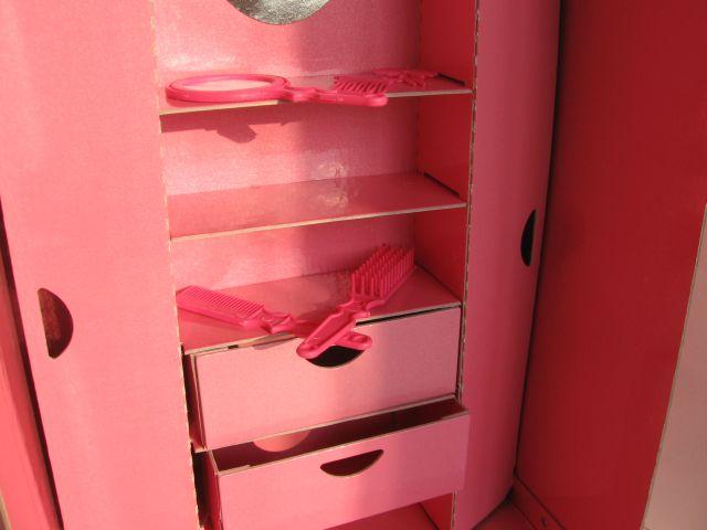Шкаф для куклы барби своими руками фото 549