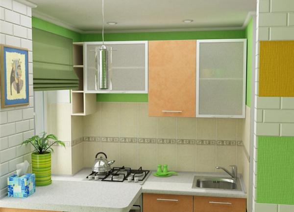 Материалы для отделки стен кухни своими руками