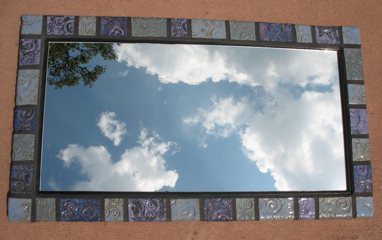 Рамка своими руками для зеркала фото