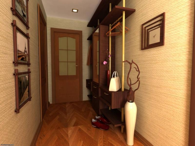 Коридор в квартире фото