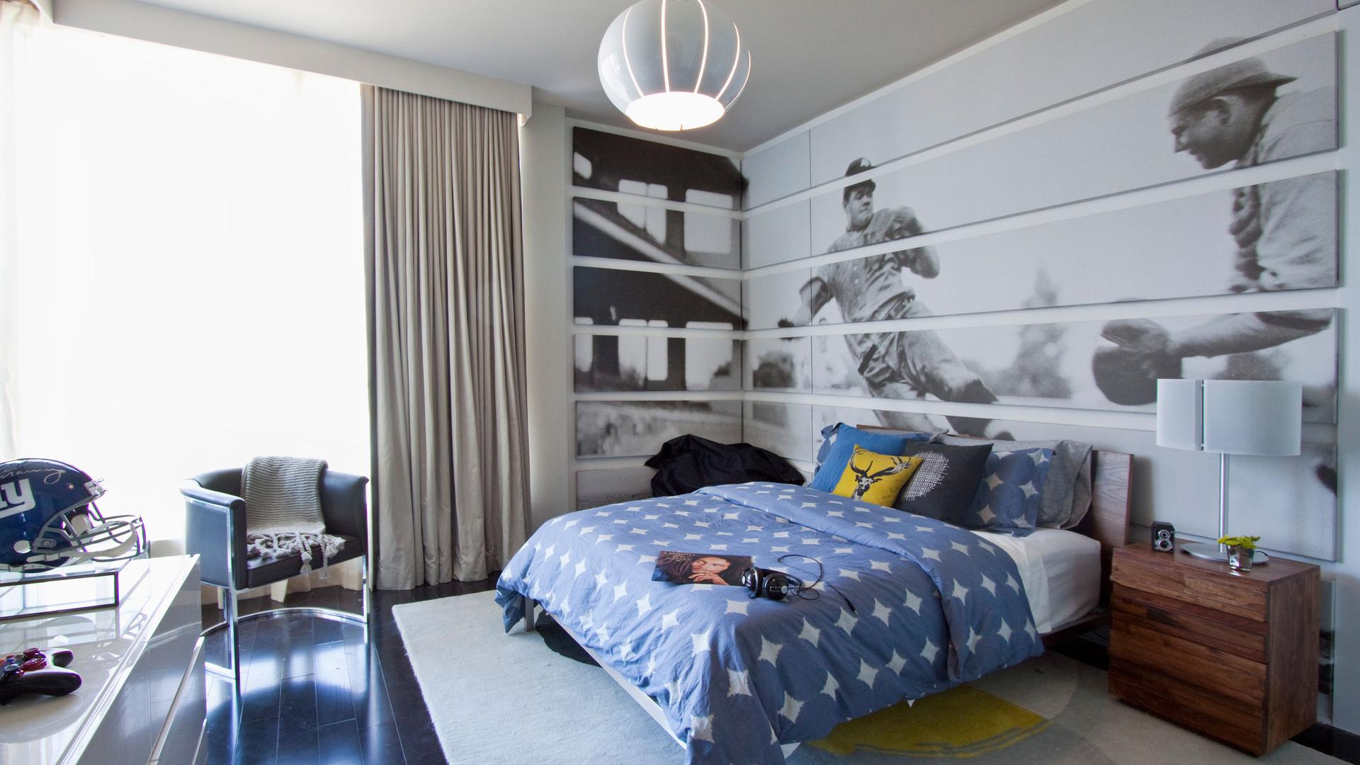 Спальня для мальчика дизайн фото