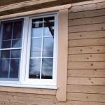 Установка пластиковых окон в деревянных домах: какие есть особенности