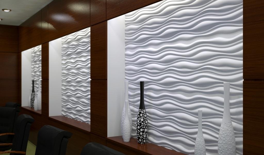 3d панели для стен фото