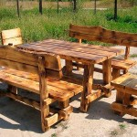 Чертежи деревянного стола своими руками