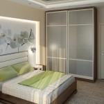 Как расставить мебель в спальне 12 метров