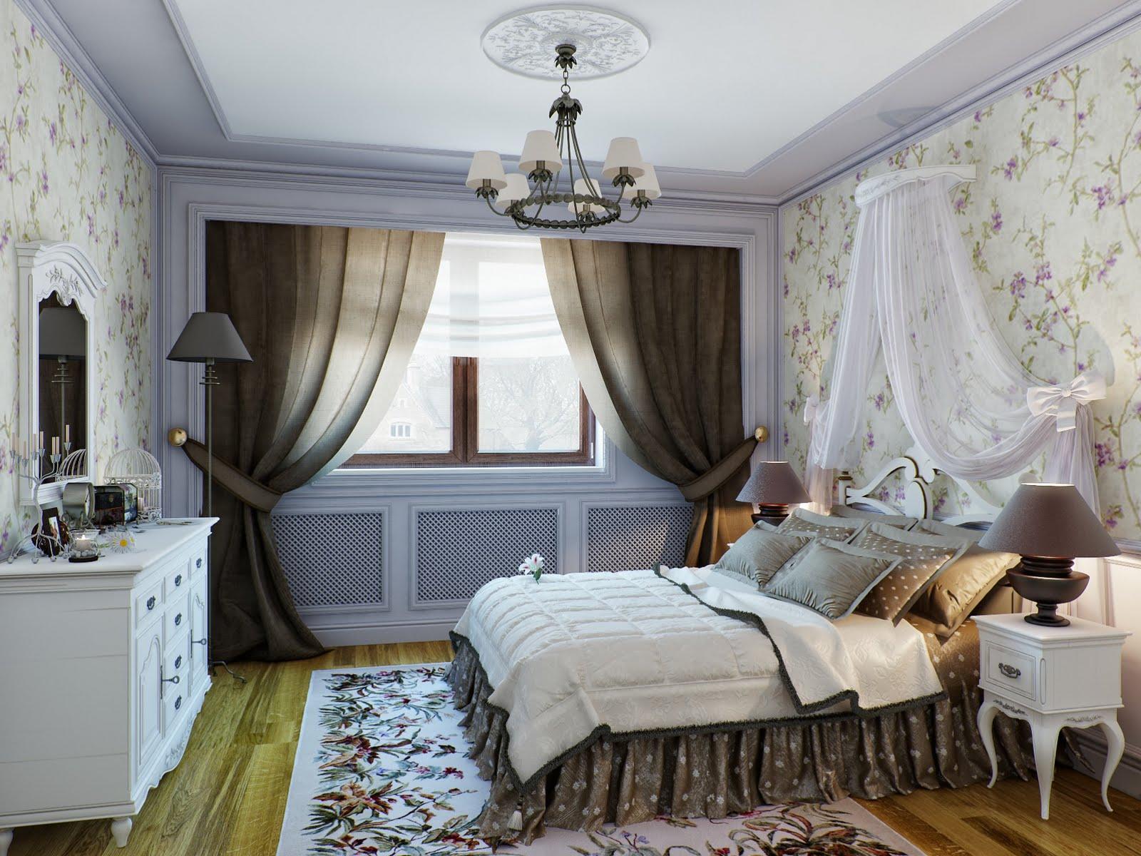 Спальня в стиле прованс своими руками фото