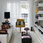 Обустройство однокомнатной квартиры: популярные идеи и приемы