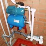 Организация системы водоснабжения в частном доме