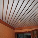 Пластиковые панели на потолок в кухне – варианты дизайна