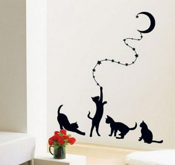 Рисунки трафареты для стен своими руками
