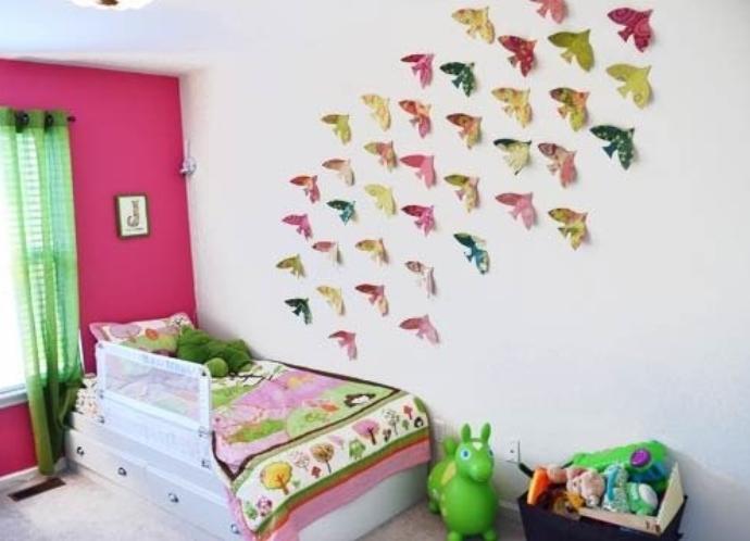Как украсить комнату подростка - декор своими руками 69