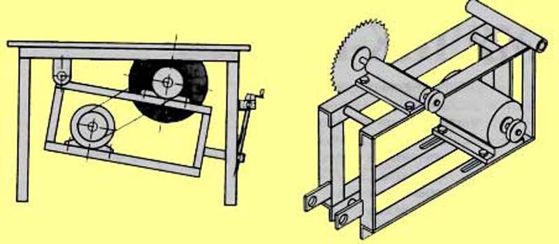 Стол для циркулярки своими руками фото чертежи