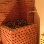 Как обложить железную  печь кирпичом: инструкция