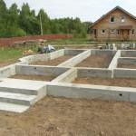 Какой фундамент выбрать для дома из газобетона