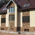 Виды и особенности облицовки для домов