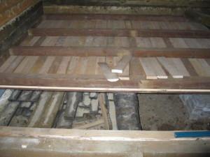 Устройство и монтаж в деревянном доме теплого пола