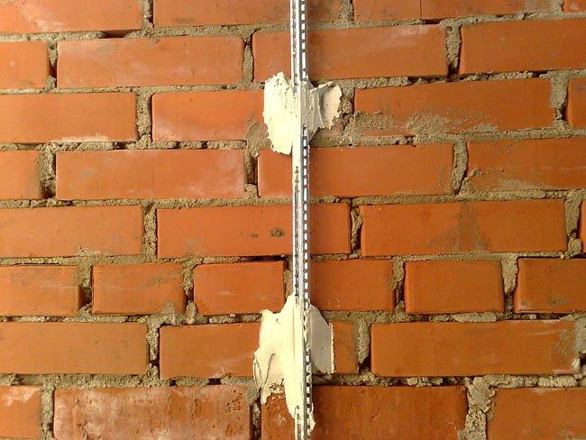 Гипсовые маяки для штукатурки стен