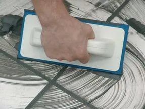 Шпатель для затирки швов