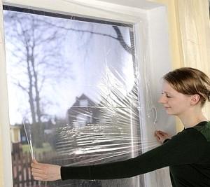 утеплить окна своими руками
