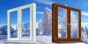 Что лучше выбрать – пластиковые или деревянные окна