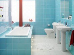 Как сделать бюджетный ремонт в ванной своими руками